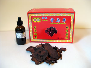 Saw Palmetto Extract & He Shou Wu