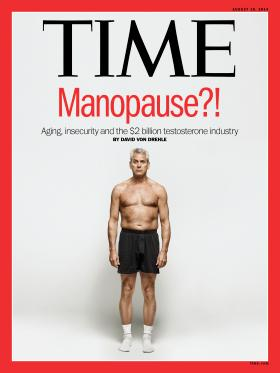 Aging, insecurity and the $2 billion testosterone industry